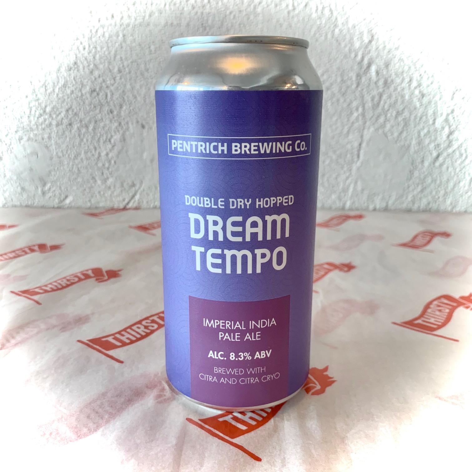 Pentrich | Dream Tempo | DDH DIPA 8.3% 440ml