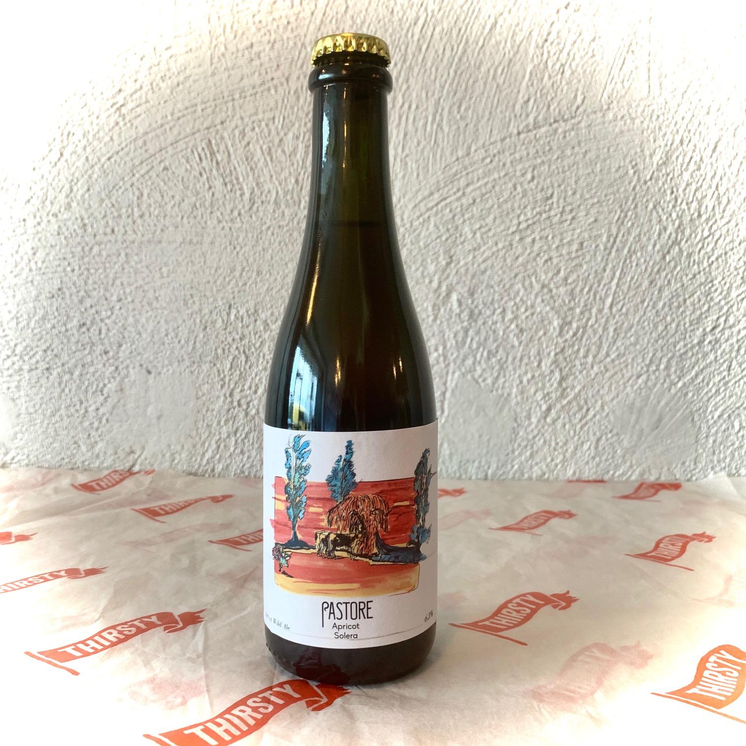 Pastore | Apricot Solera | Wild Ale with Spanish Apricots 6.3% 375ml