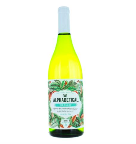 Alphabetical White Vin Blanc 2018