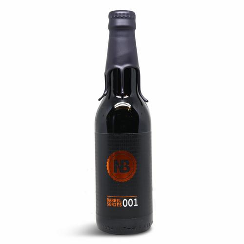 Nerdbrewing | Barrel Series 001 | Bourbon BA Imperial Oatmeal Stout 14.8% 330ml