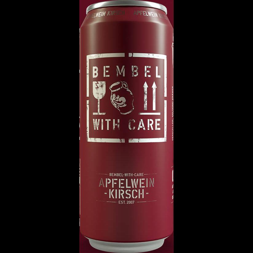 Kelterei Krämer | Bembel With Care | Apfelwein Kirsch 4.2% 500ml