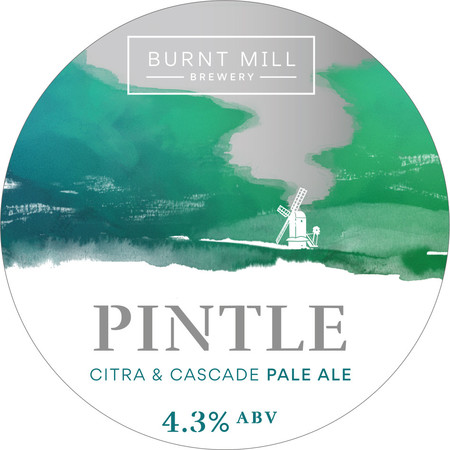 ON TAP Burnt Mill | Pintle | Pale Ale 4.3% x 1 Litre