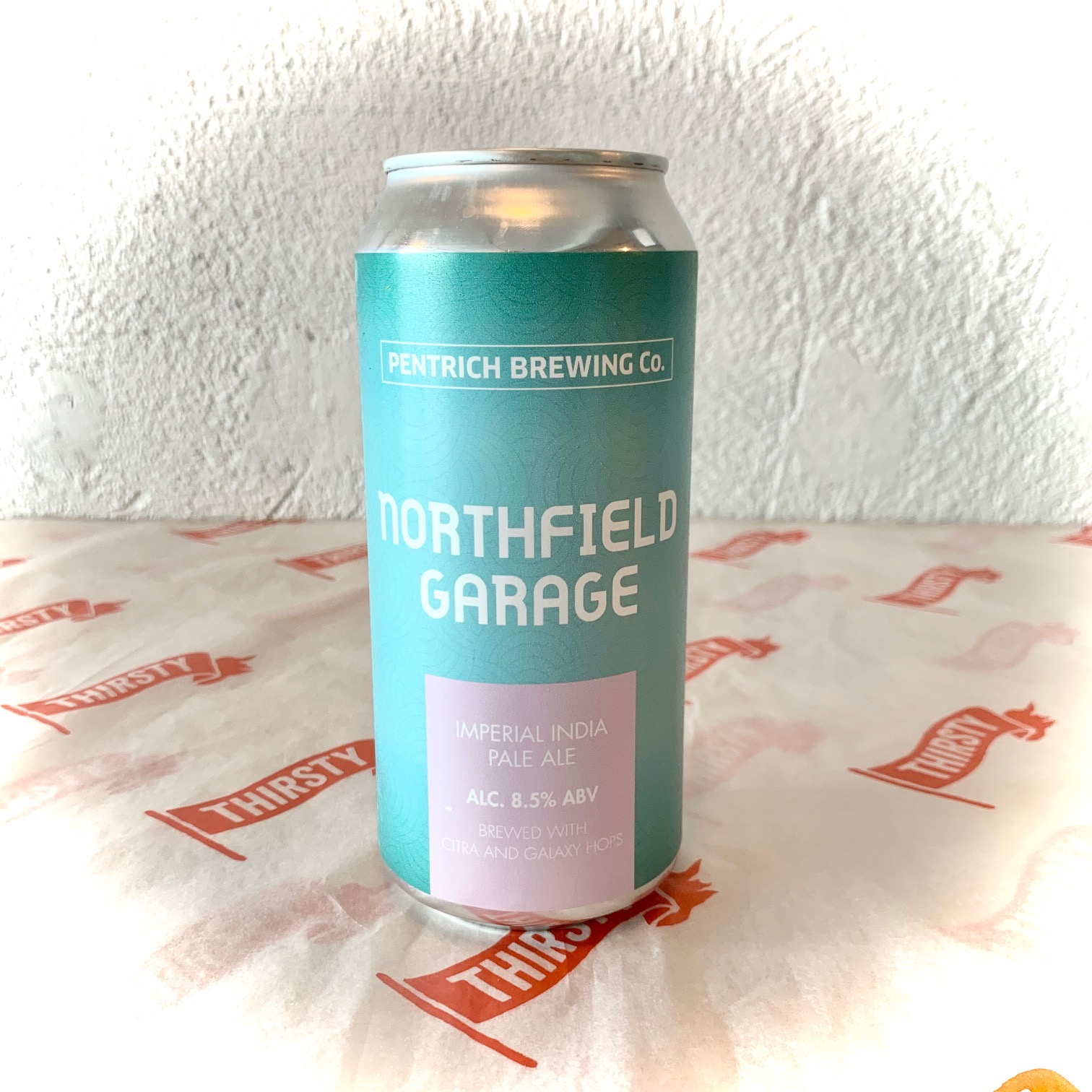 Pentrich | Northfield Garage | DIPA 8.5% 440ml