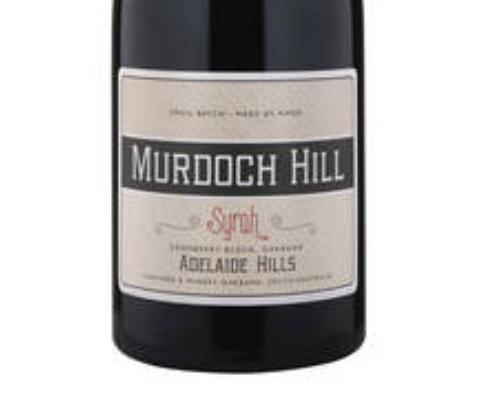 Murdoch Hill Syrah 2017 |Red Wine|Australia|