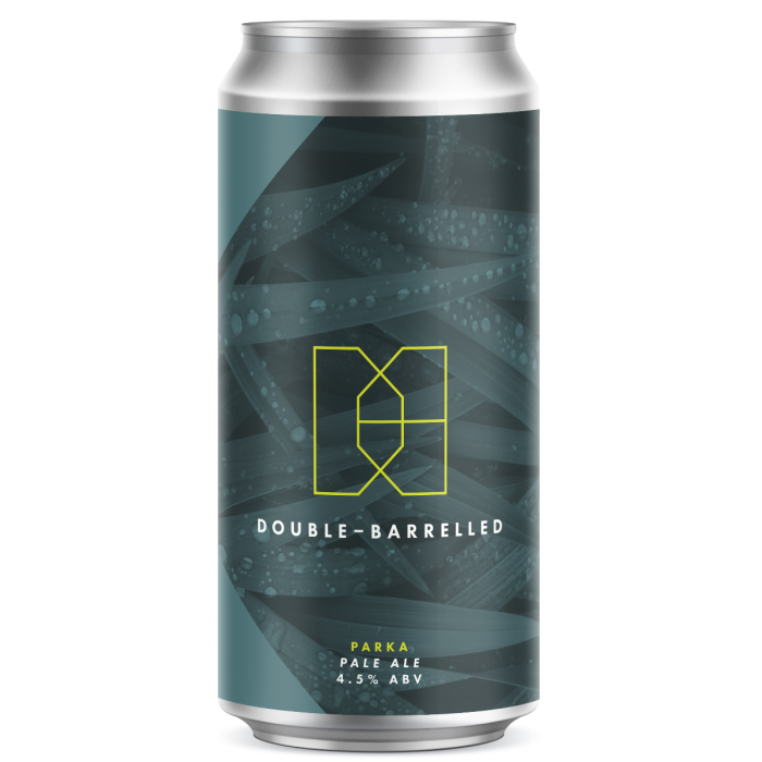 Double Barrelled | Parka | Citra Dry Hopped Pale Ale 4.5% 440ml
