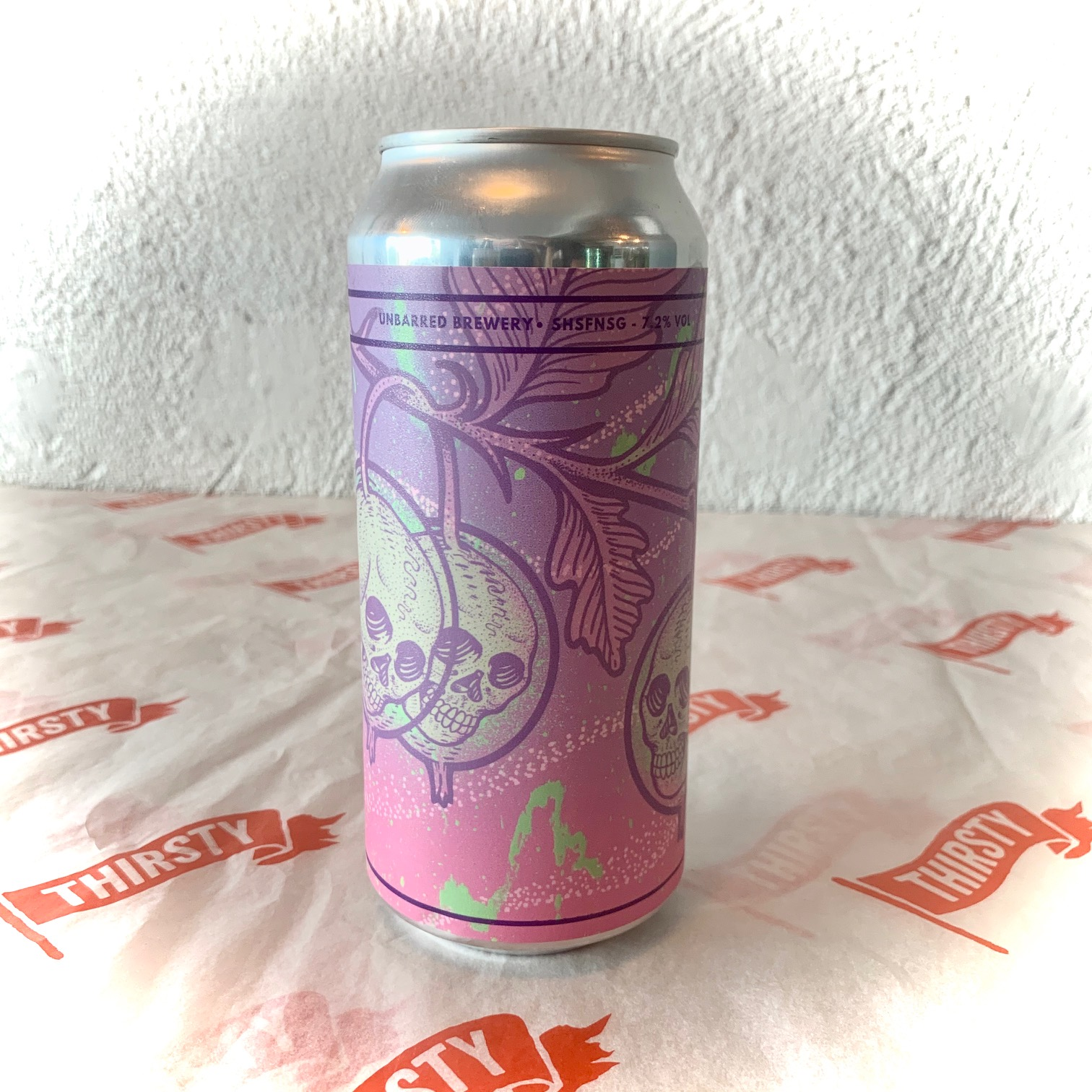 Unbarred | Nelson Sauvin & Gooseberry | Single Fruit Single Hop Sour 7.2%