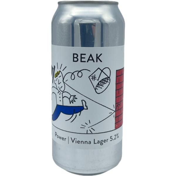 Beak | Power | Viennese Lager 5.2% 440ml