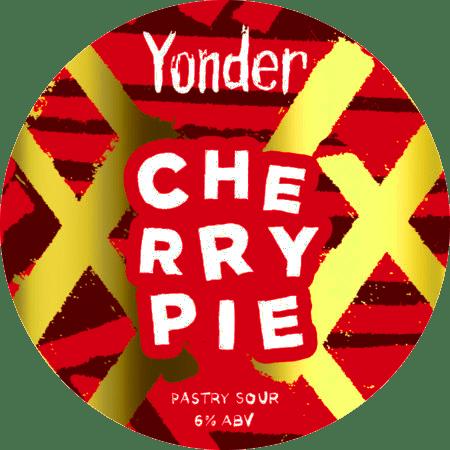ON TAP Yonder | Cherry Pie | Cherry Sour 6% 1 Litre