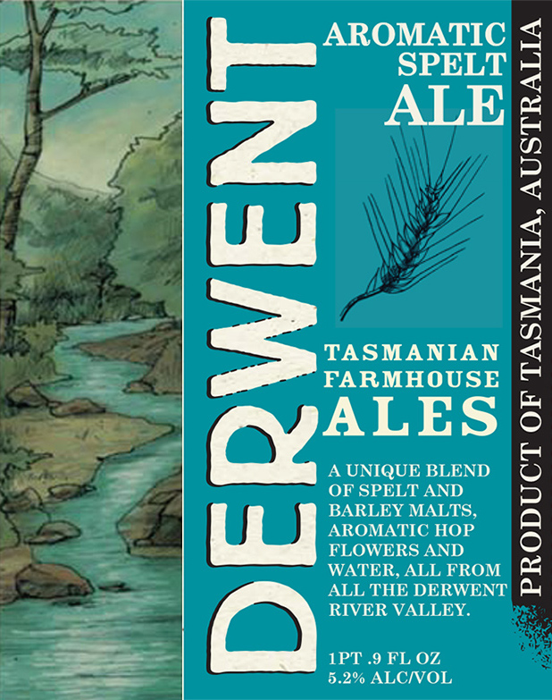 Two Metre Tall Derwent Farmhouse Ale 5.2%