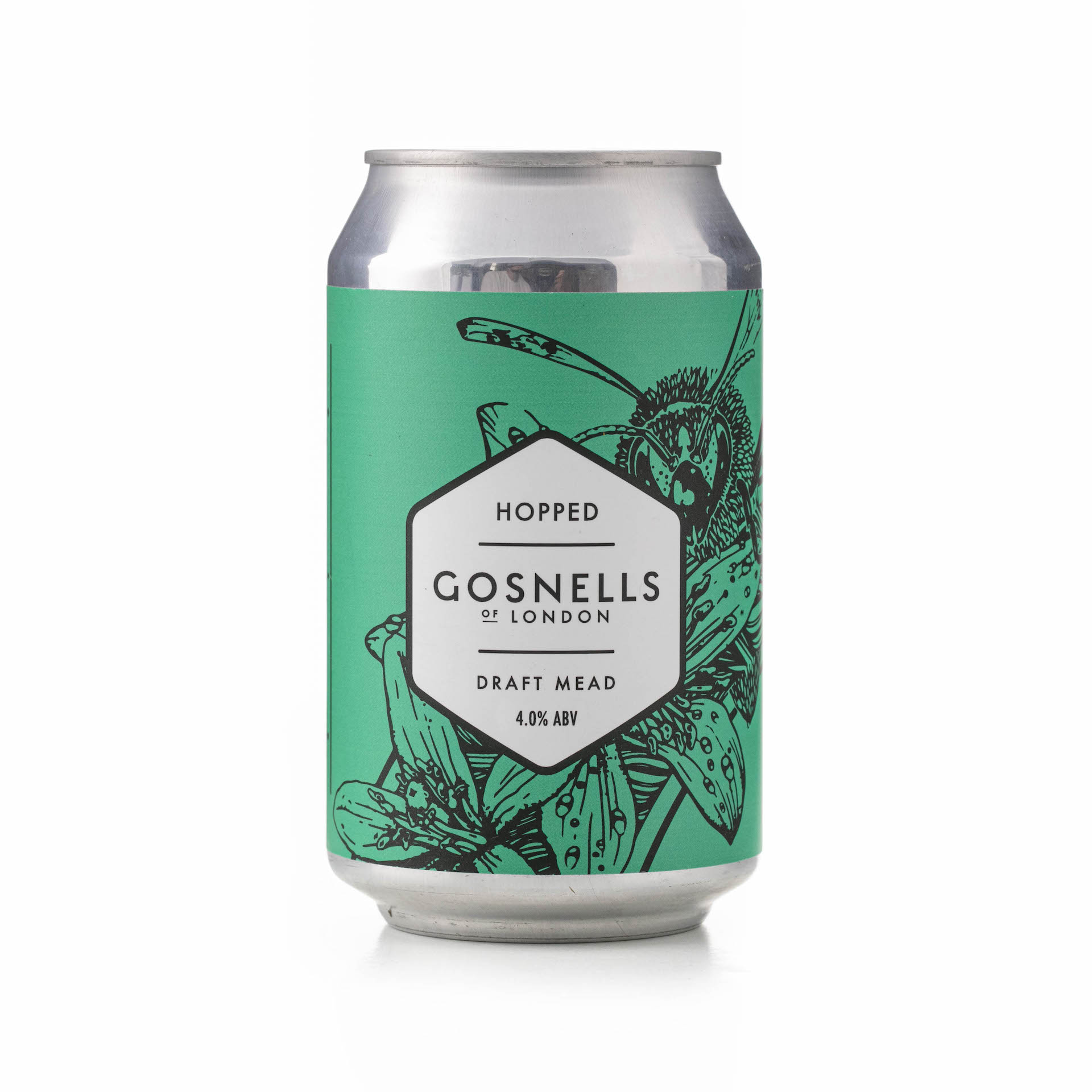 Gosnell's Mead | Hopped 4% 330ml