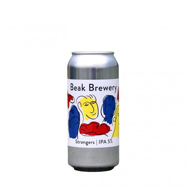 ON TAP Beak Brewery | Strangers | NE IPA 5% x 1 LITRE