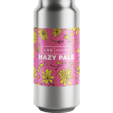 Left Handed Giant | Hazy Pale Ale | 4.5% 440ml