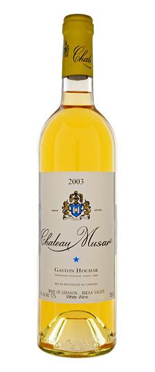 Chateau Musar | White Wine | Lebanon