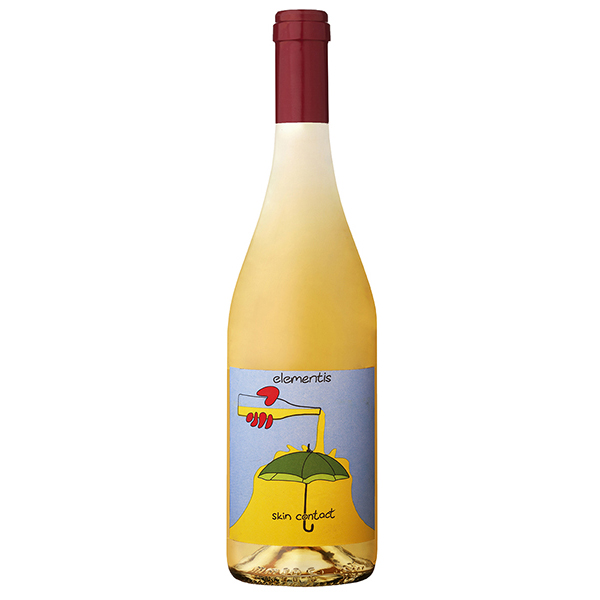 Intellego Elementis Skin Contact Chenin Blanc |Orange Wine|South Africa|