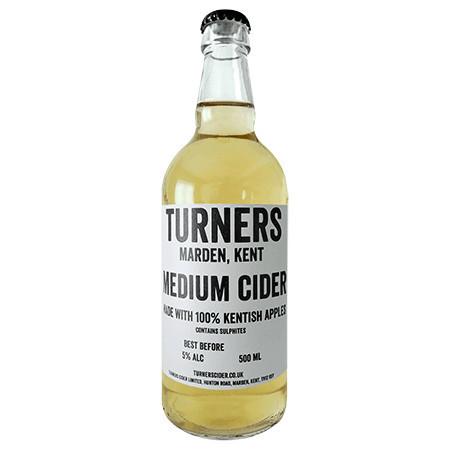 Turner's | Medium Sparkling Cider | 330ml