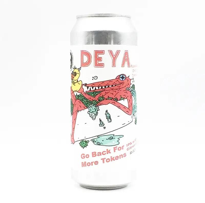 DEYA | Go Back For More Tokens | Citrus IPA 6.2% 500ml