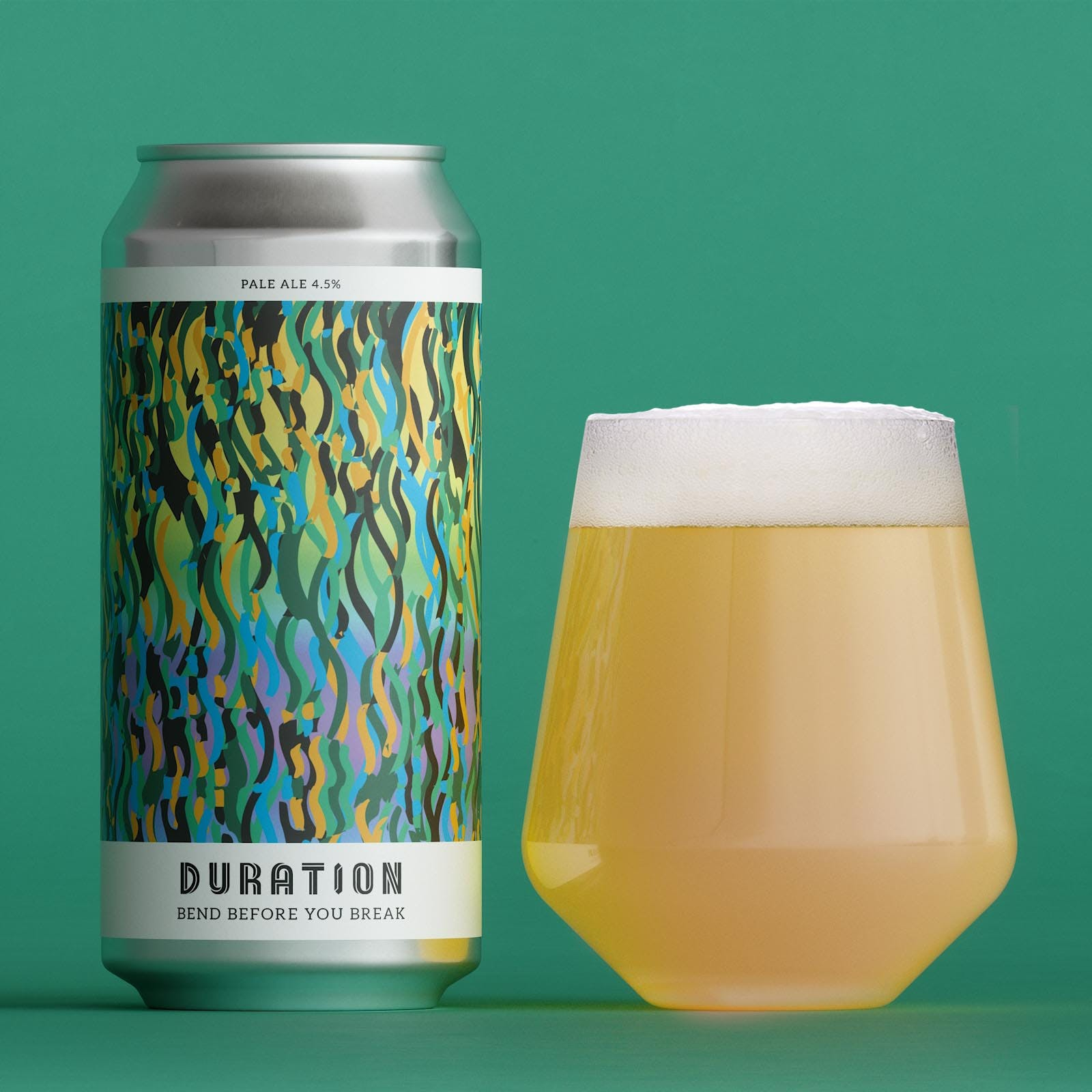 Duration | Bend Before You Break | Pale Ale 4.5% 440ml