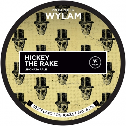 ON TAP Wylam | Hickey The Rake | Ultra Pale 4.2% x 1 LITRE