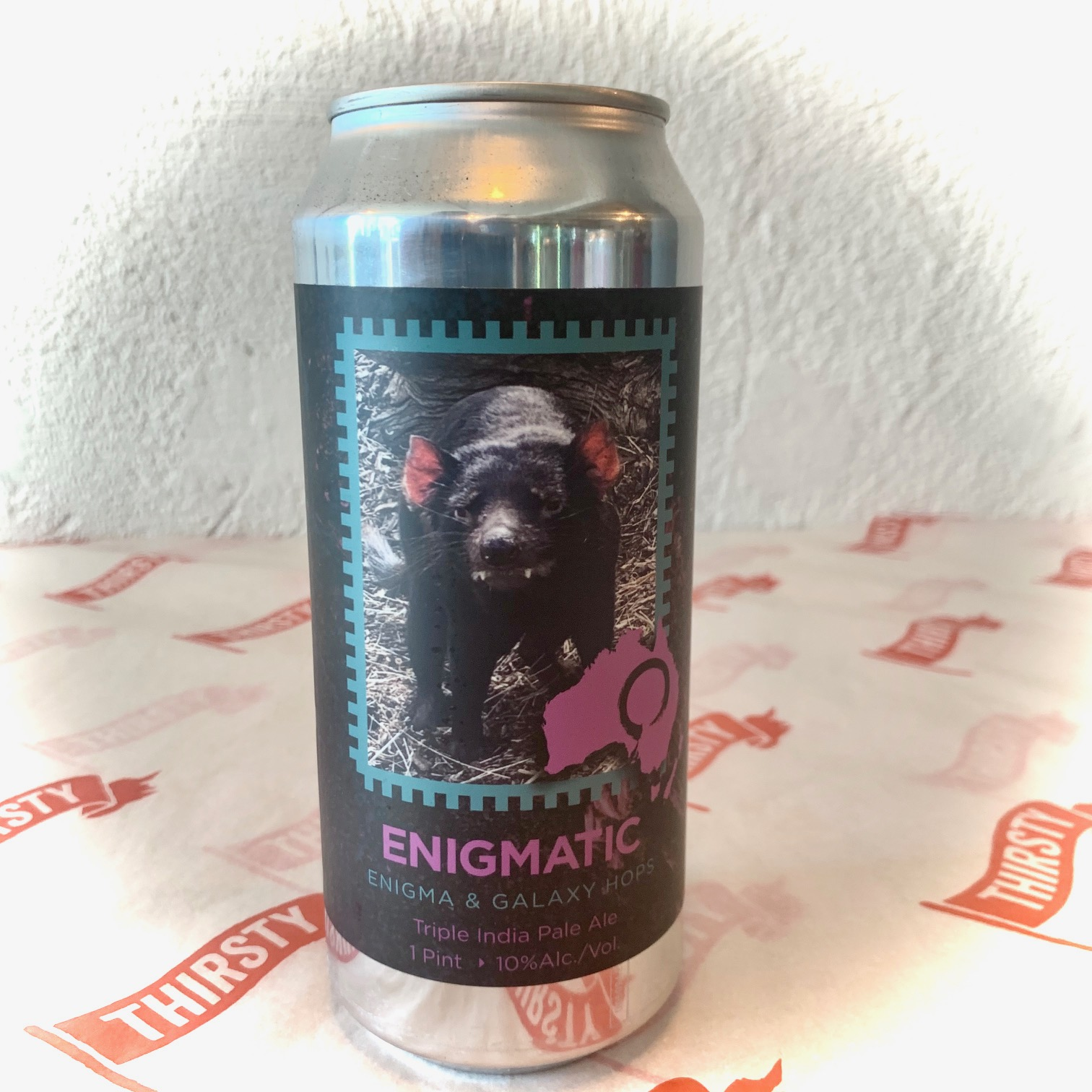 Equilibrium Brewery | Enigmatic | TIPA 10% 473ml