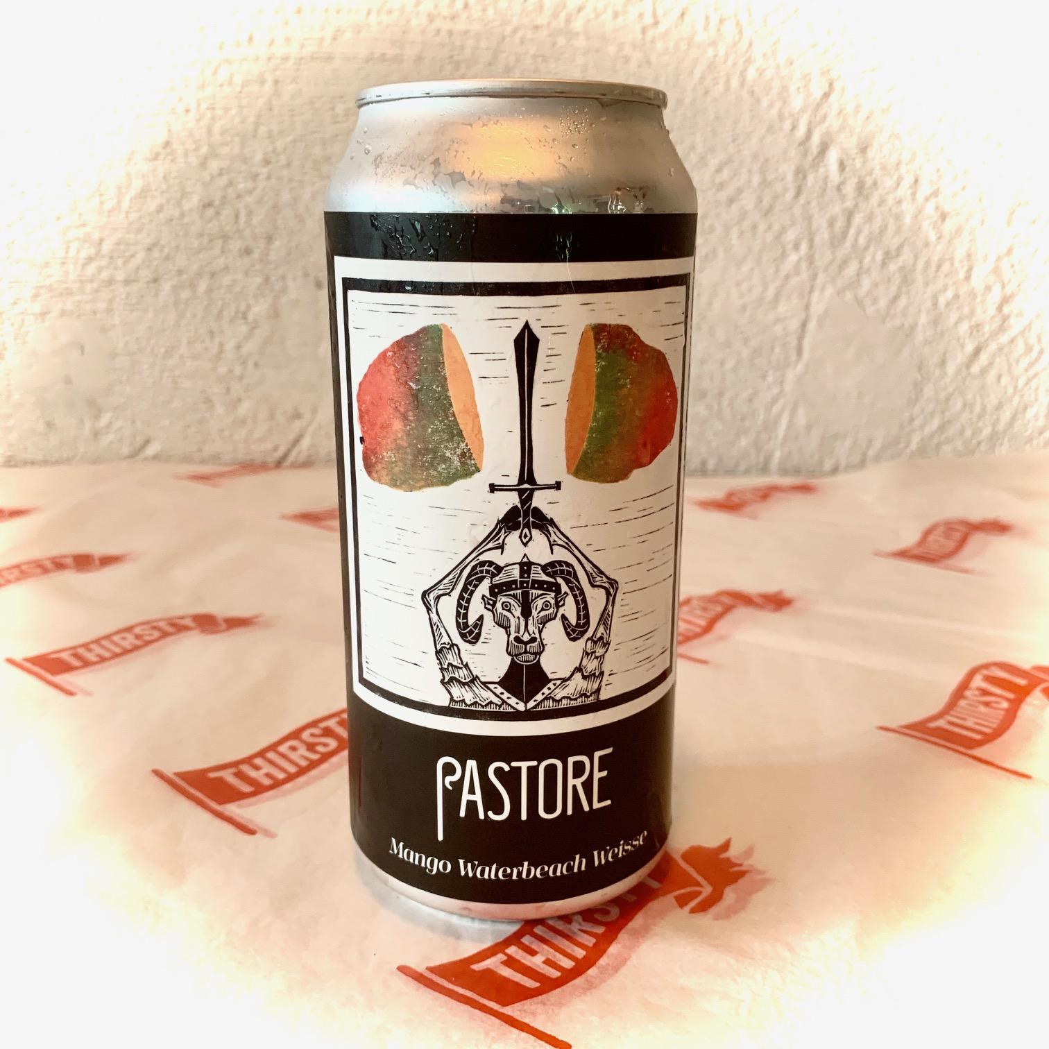 Pastore | Mango Waterbeach Weisse | 4.5% 440ml