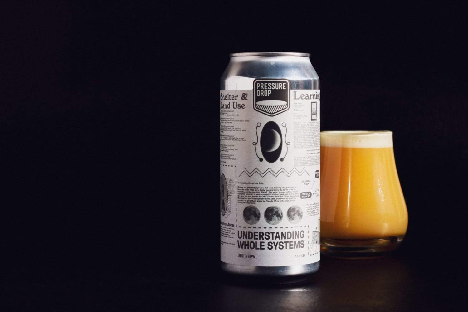 Pressure Drop | Understanding Whole Systems | NEIPA 7.4% 440ml