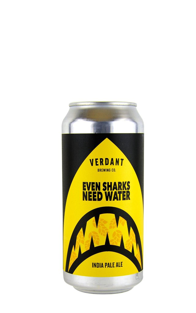 Verdant | Even Sharks Need Water | IPA 6.5% 440ml