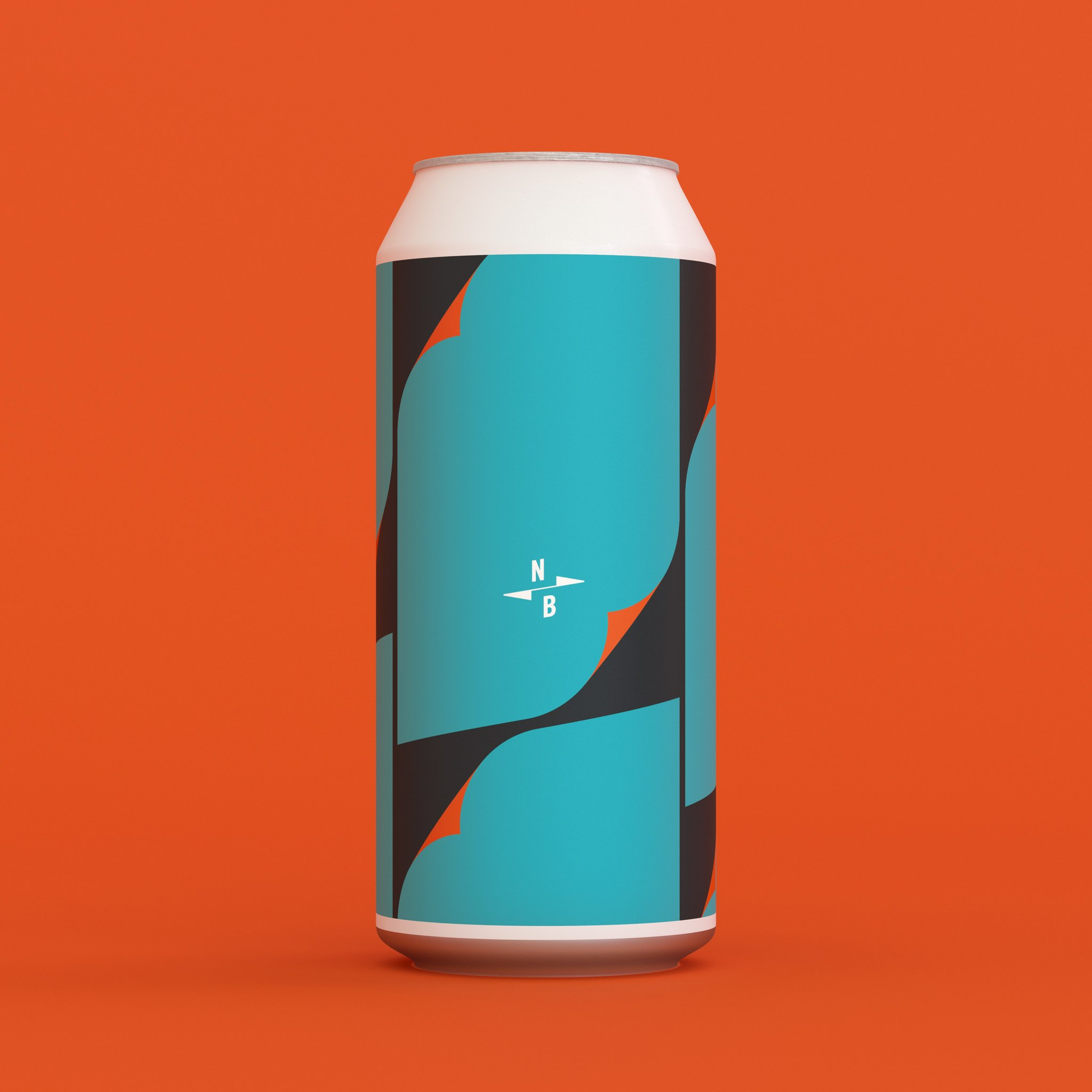 North | The Leafcutter | DDH IPA 6.8% 440ml