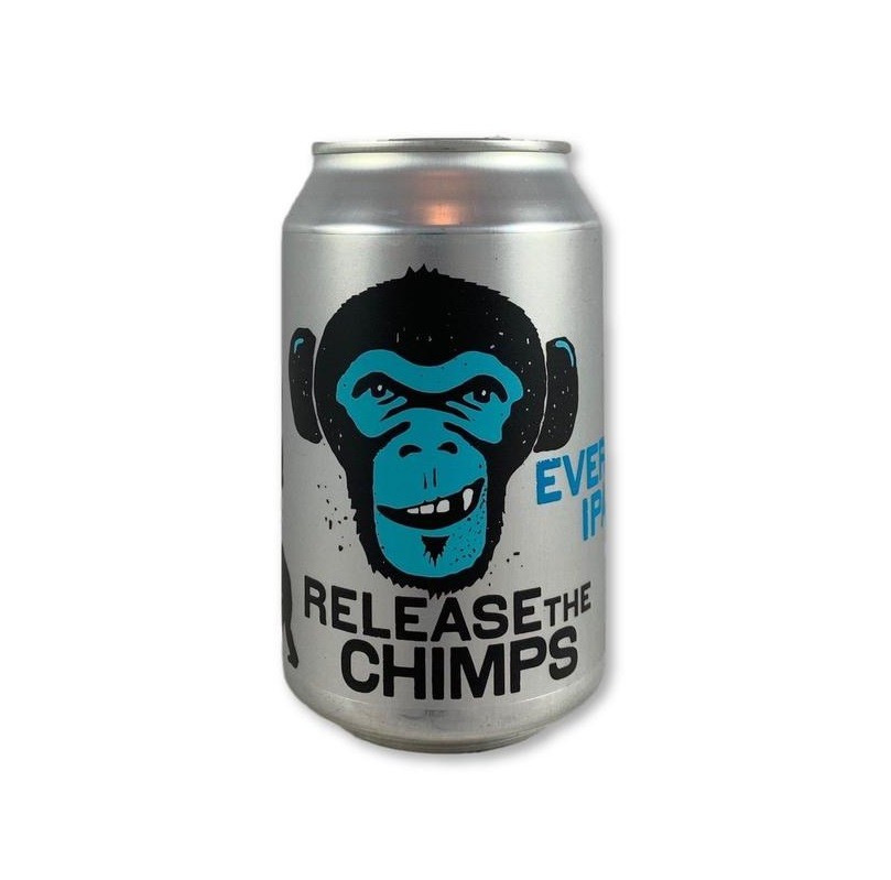 Nene Valley | Release The Chimps | Everyday IPA GF 4.4% 330ml