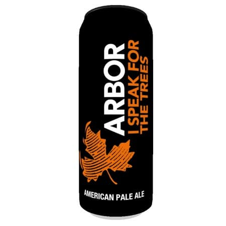 Arbor | I Speak For The Trees | Pale 5% 568ml Pint Can