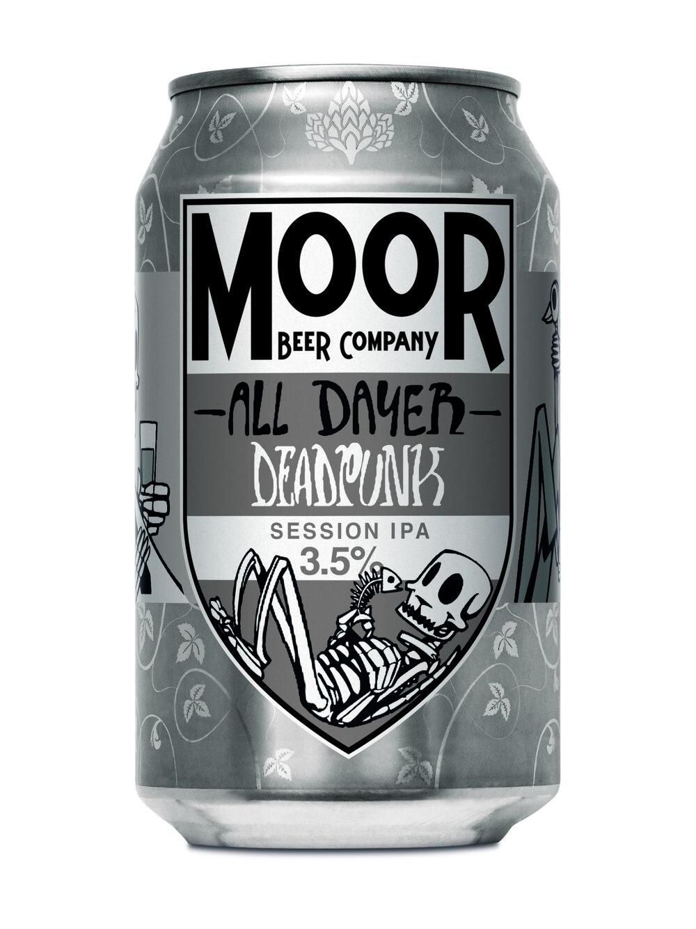 Moor | AllDayer | Session IPA 3.5% 330ml