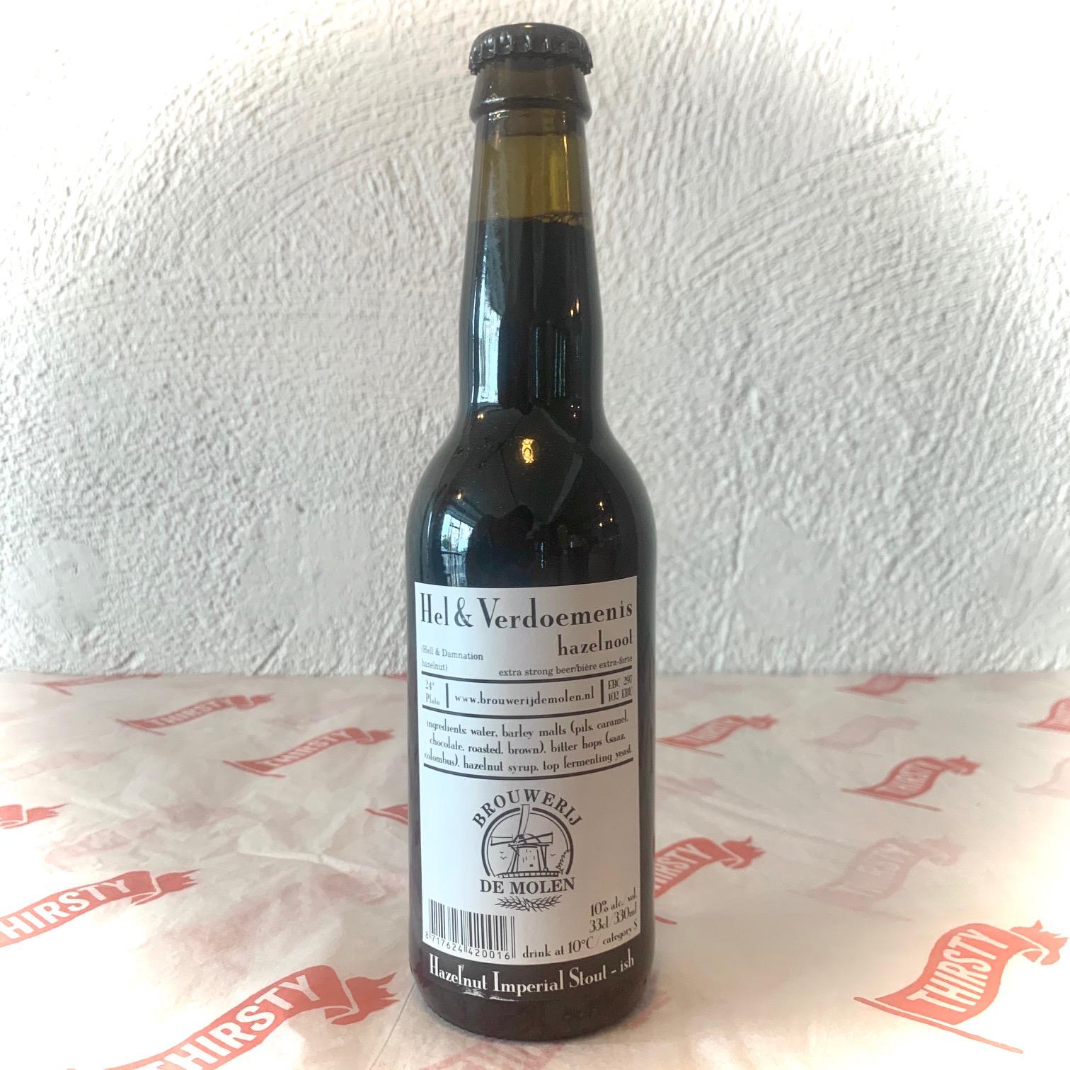 De Molen | Hel & Verdoemenis | Imperial Stout 10% 330ml