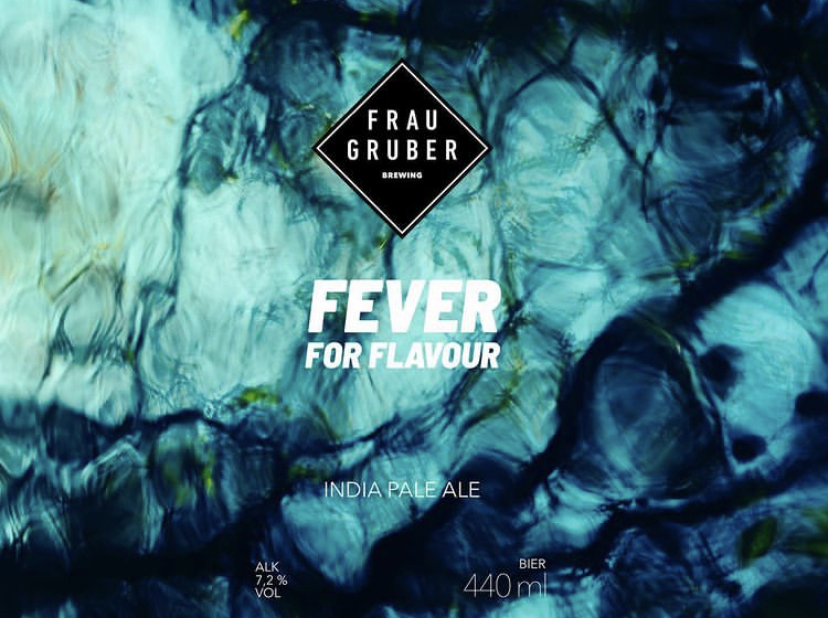 Frau Gruber | Fever for Flavour | IPA 7.2% 440ml