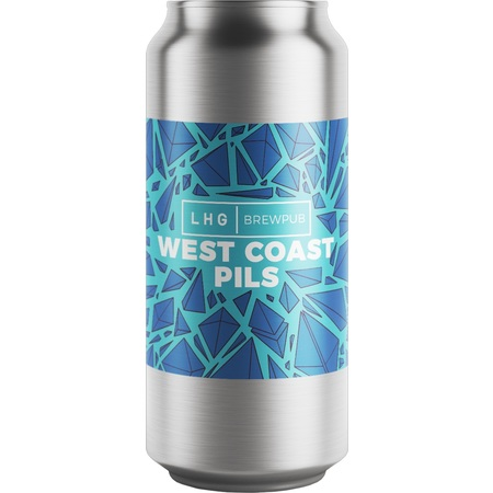 Left Handed Giant | West Coast Pils | 5% 440ml