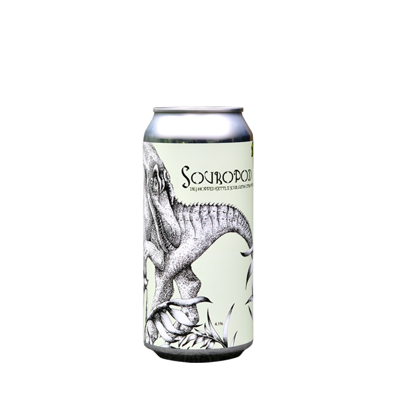 Staggeringly Good Beer Co. | Souropod | Apricot Berliner Weisse 5.3% 440ml