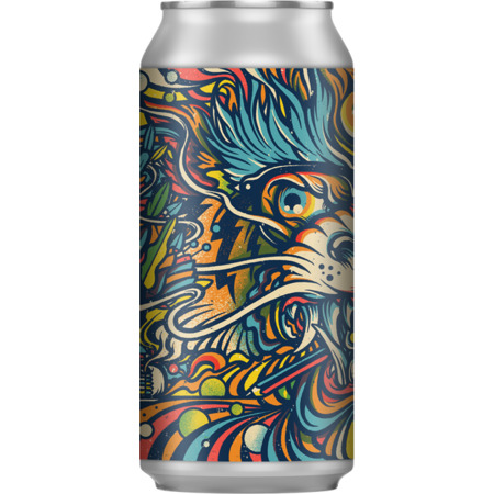 Northern Monk | Northern Tropics Gold | Tropical DDH IPA 7% 440ml