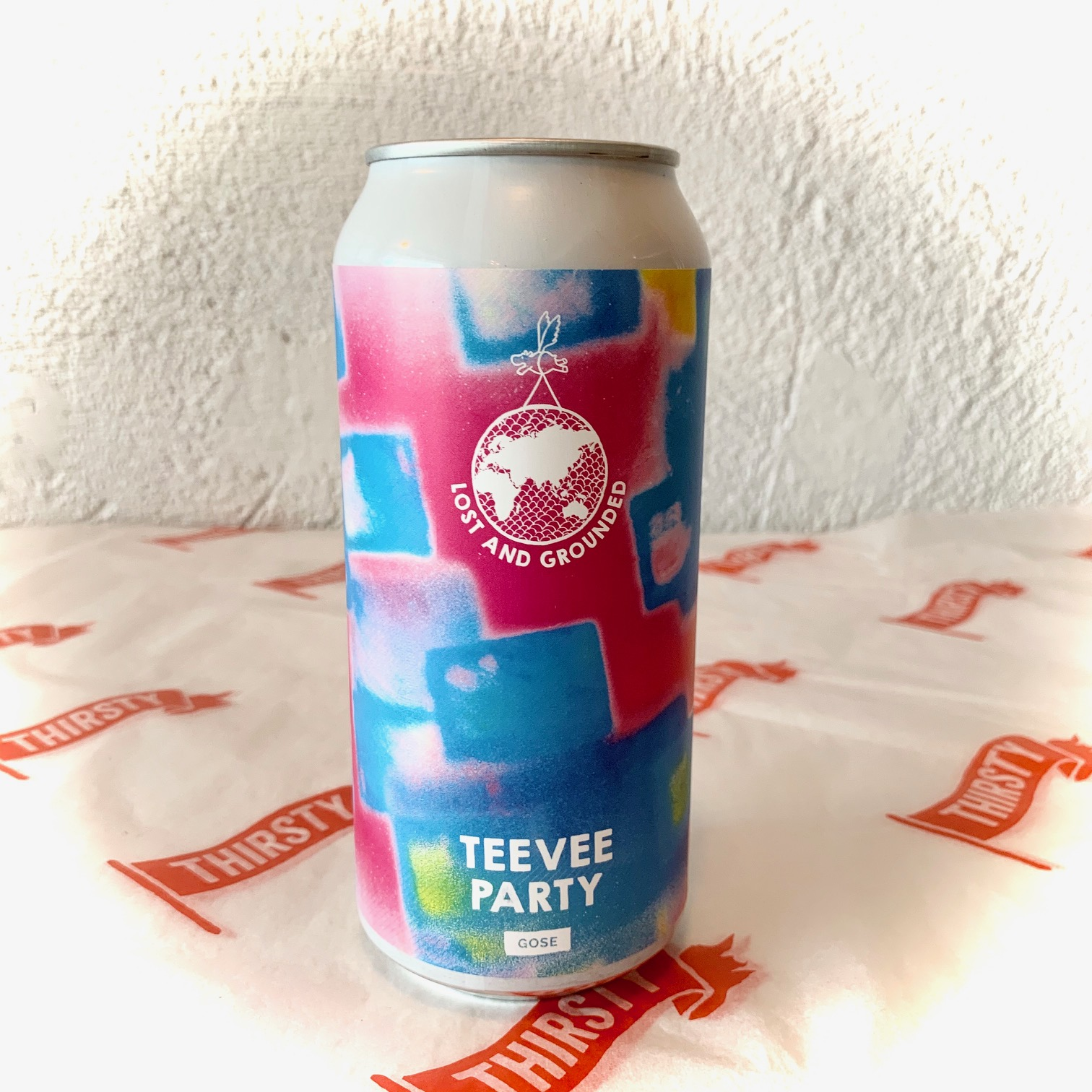 Lost & Grounded | Teevee Party | 4.8% 440ml