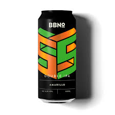 BBNO | Double IPA 55 |  DIPA 8% 440ml