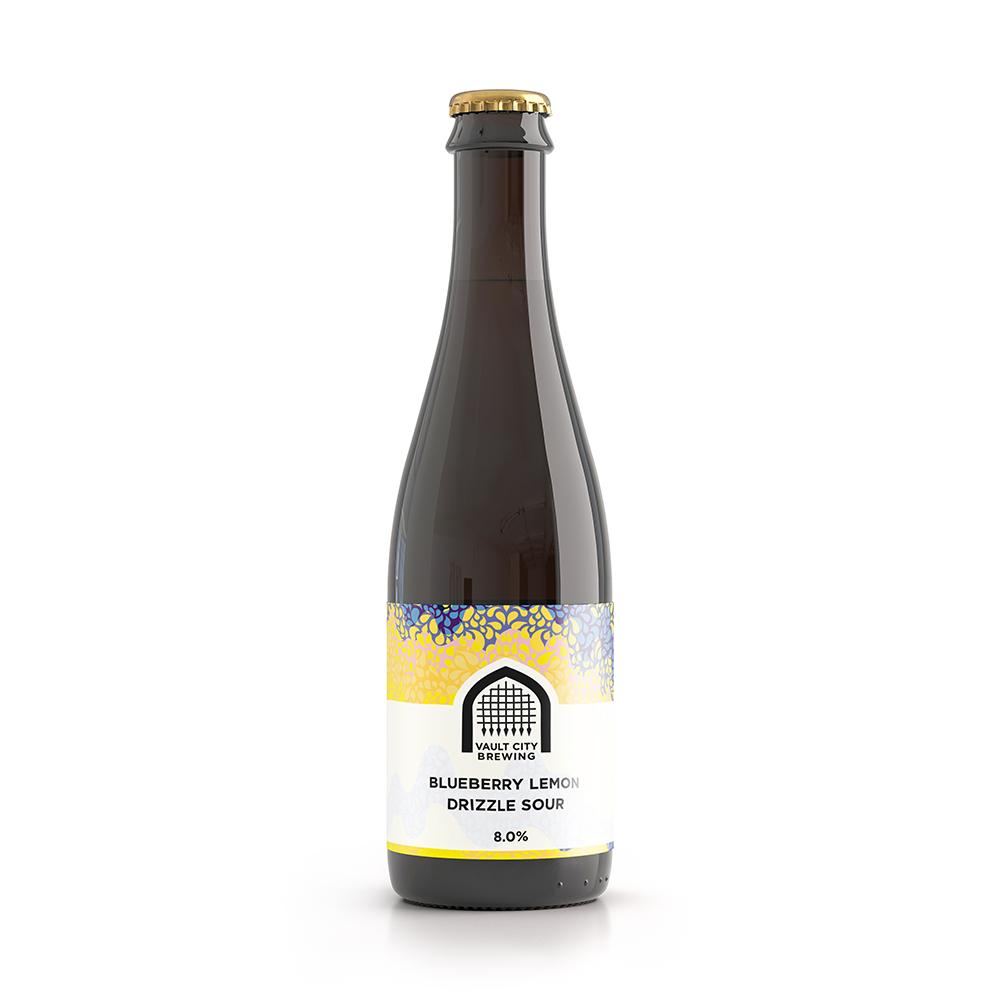 Vault City Blueberry Lemon Drizzle Sour | Modern Sour 8% 375ml