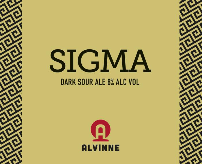 Alvinne | Sigma Wild Forest | Dark Sour Ale 8% 33cl