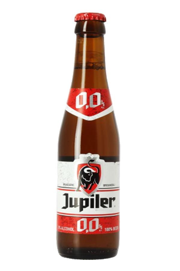 Jupiler | Alcohol Free Lager | 0.0% 250ml