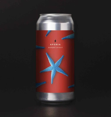 Garage Beer Co. | Aporia | Export Coffee Stout 8% 440ml