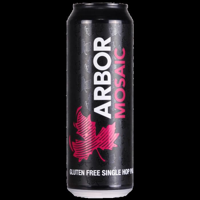 Arbor | Mosaic | Gluten Free Pale Ale 4% 568ml Pint