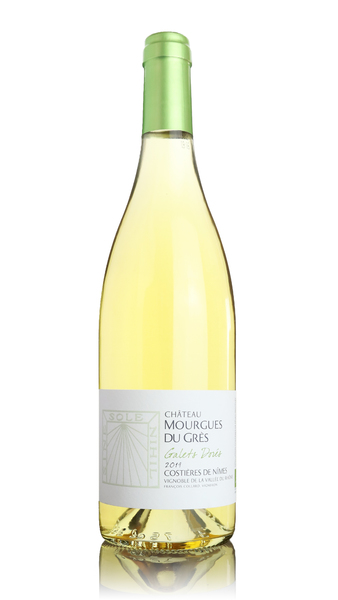 Chateau Mourgues Du Gres Galets Dores 2019 | White Wine | France