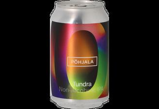 Pohjala   Tundra   Alcohol Free IPA 0.5% 330ml