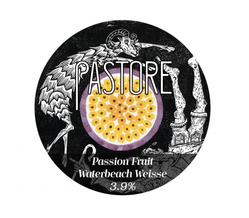 Pastore | Passionfruit Waterbeach Weisse | Fruit Sour 3.9% 440ml