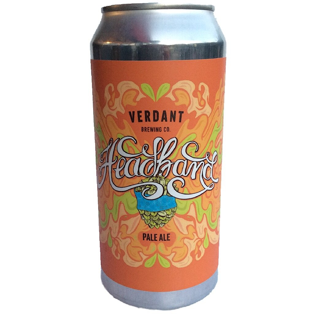 Verdant | Headband | Pale Ale 5.5% 440ml