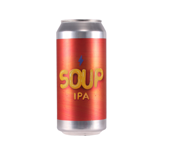 Garage | SOUP | IPA 6% 440ml