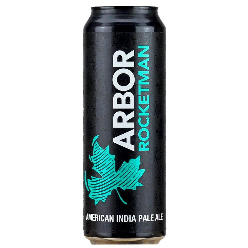 Arbor | Rocketman | American IPA 6% 568ml Pint Can