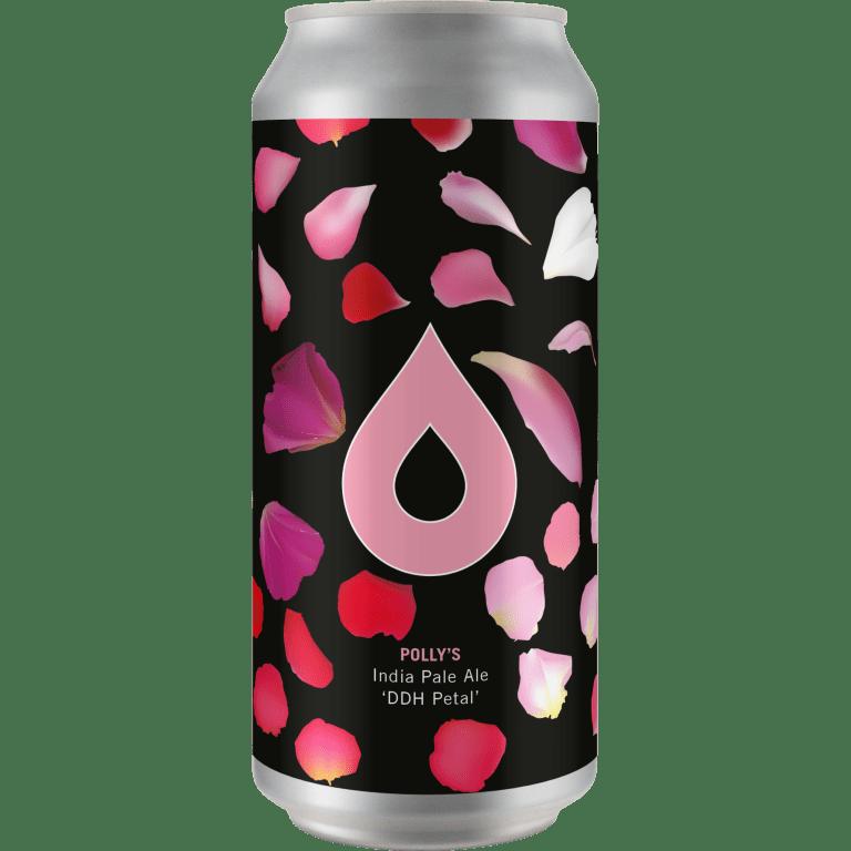 Polly's Brew Co. | DDH Petal | DDH IPA 7% 440ml