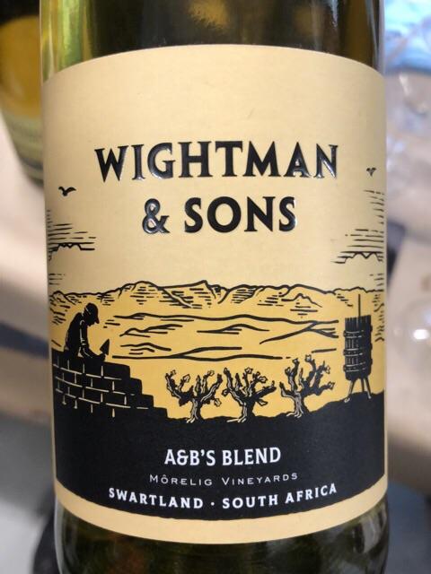Wightman & Sons A&B's Blend 2018